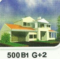 500 B1 G+2