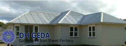 DH Geda G.I.S factory