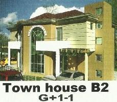 Town house B2 G+1-1