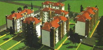Villa type Apartments Phase III