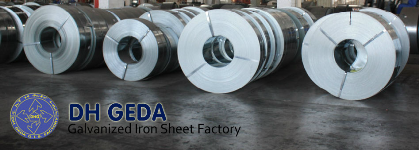 DH Geda iron sheet
